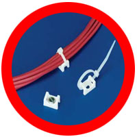 cable tie mounts
