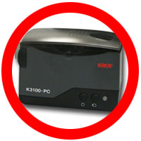 Kroy K3100-PC Label Printer